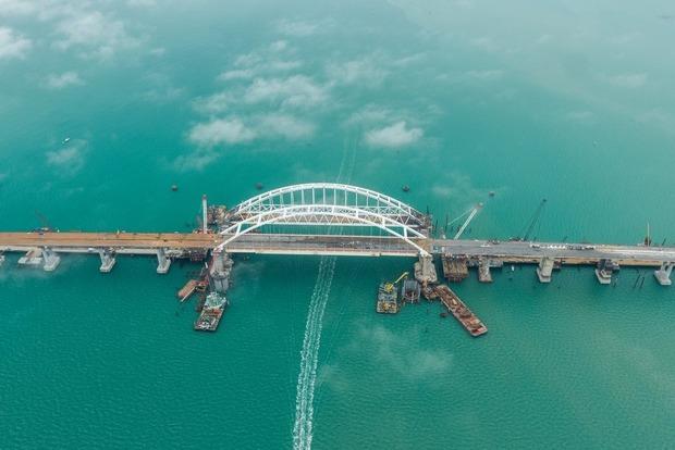 Оккупанты озвучили новую дату открытия крымского моста