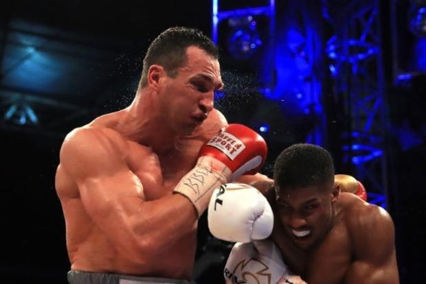 Реванш между Кличко и Джошуа может пройти 28 октября в Кардиффе