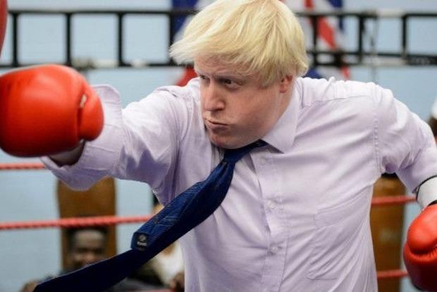 Британия не собирается признавать аннексию Крыма – Борис Джонсон