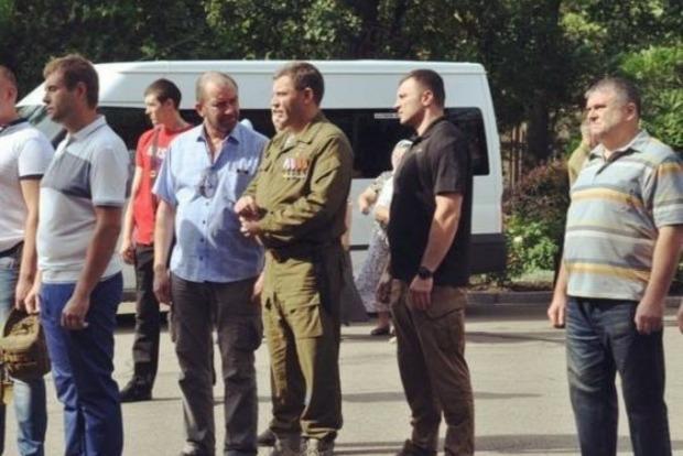 Захарченко з'явився на публіці після поранення та операції
