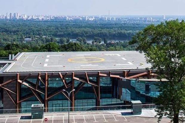 «Вертолетную площадку Януковича» передали государству