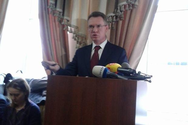 Охендовский рассказал о группе провокаторов в камуфляже и с шевронами