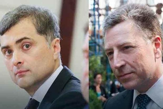 Волкер заявив, щонова зустріч із Сурковим відбудеться 13 листопада вБелграді