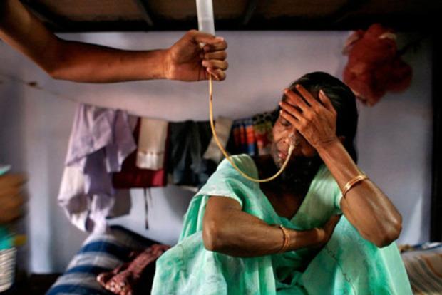 В Индии рак посчитали расплатой за грехи