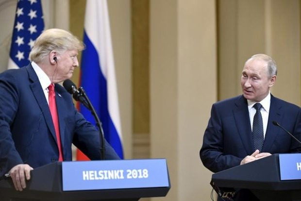 Пентагон поддержал встречу Путина с Трампом в Вашингтоне