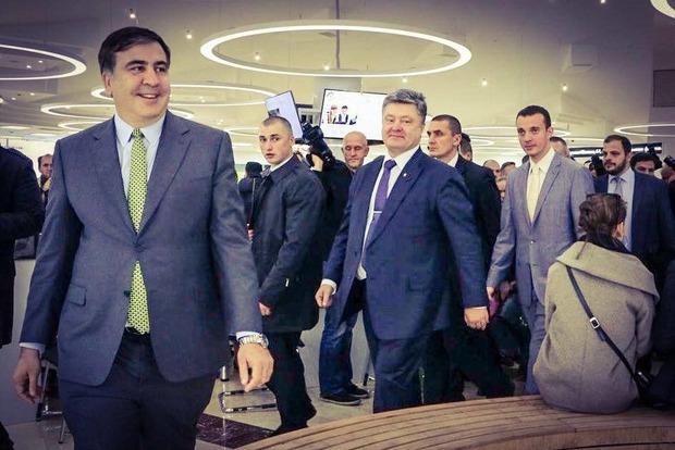Госпогранслужба пообещала непускать Саакашвили в Украинское государство