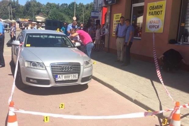 Полиция вычислила личность стрелявшего в ивано-франковского предпрениматела по камерам наблюдения