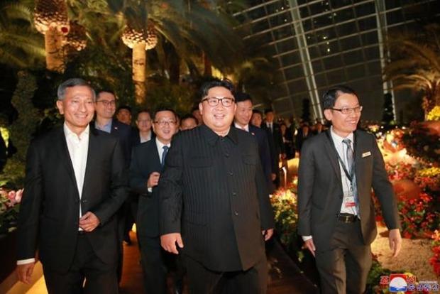 Кім Чен Ин написав особисте послання Путіну
