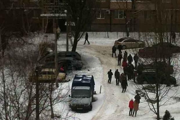 В оккупированном Донецке взорвался автомобиль: есть жертва