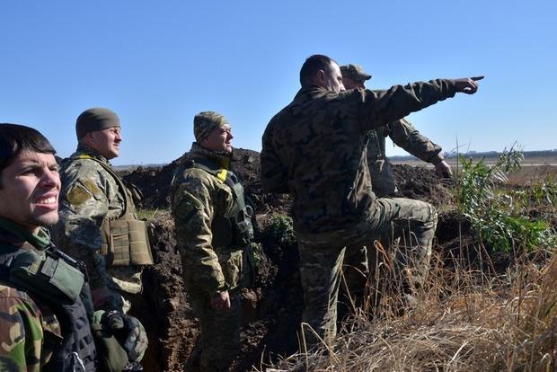 Наблюдательная группа СЦКК попала под обстрел боевиков на Донбассе