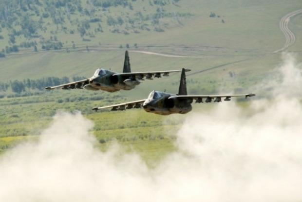 В Крыму начались учения военной авиации