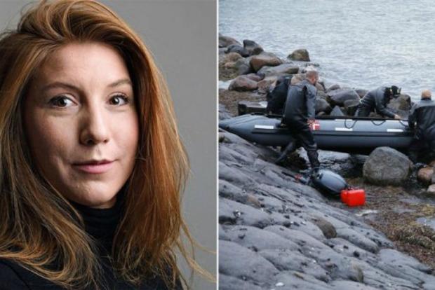 Возле Копенгагена нашли вторую руку убитой журналистки
