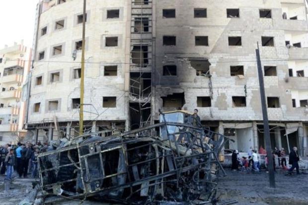 В Сирии с помощью 7-лентней девочки взорвали здание полиции
