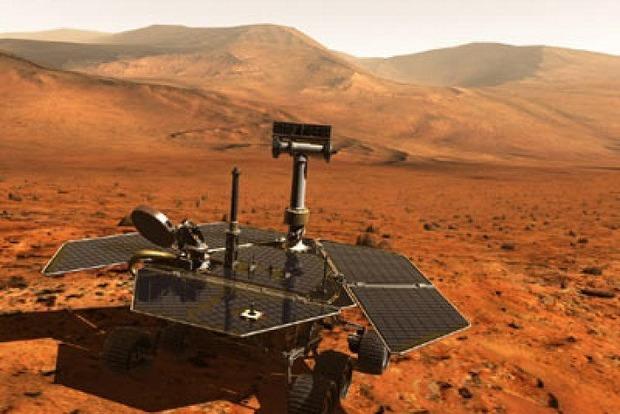 NASA втратила свого робота на Марсі