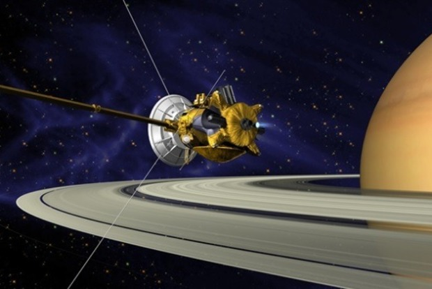 Межпланетный зонд Cassini сгорел в атмосфере Сатурна после 20 лет работы
