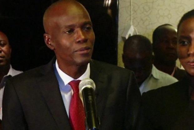 На президента Гаїті скоєно замах