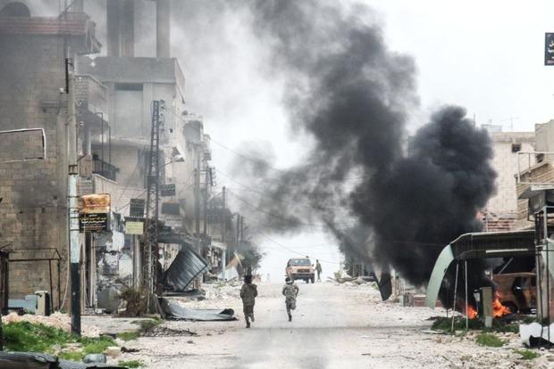 Новая химическая атака в Сирии: есть погибшие и раненые