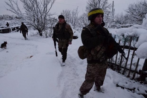 Боевики обстреливают недавно освобожденные ВСУ поселки на Донетчине