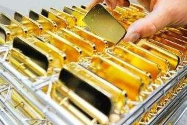 Львовские таможенники нашли в посылке с краской два килограмма золота