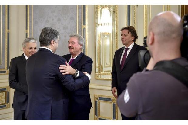 Страны Бенилюкса выступили за продление санкций против России