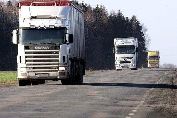 За два года перегруженные фуры разбили дорог на 2 млрд грн - Укртрансбезопасность