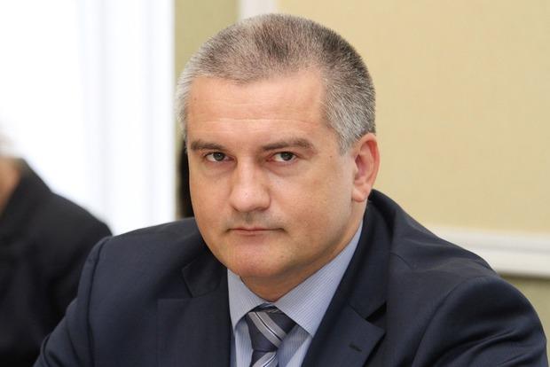 Аксенов прокомментировал задержание «мэра» Феодосии за крупную взятку