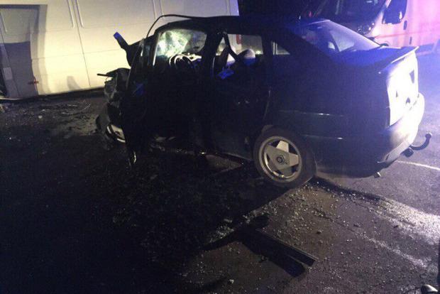 Во Львовской области в страшном ДТП пострадали 5 человек
