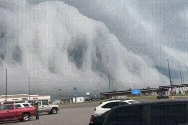 Я б почав молитися: американців шокували хмари судного дня
