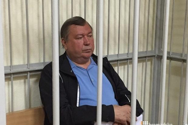Экс-глава налоговой Антипов не нашел 15 млн грн на залог