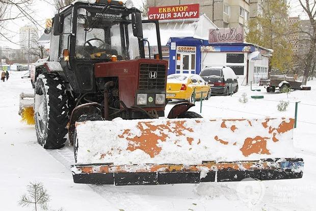 В Киевской области ограничили въезд грузовиков