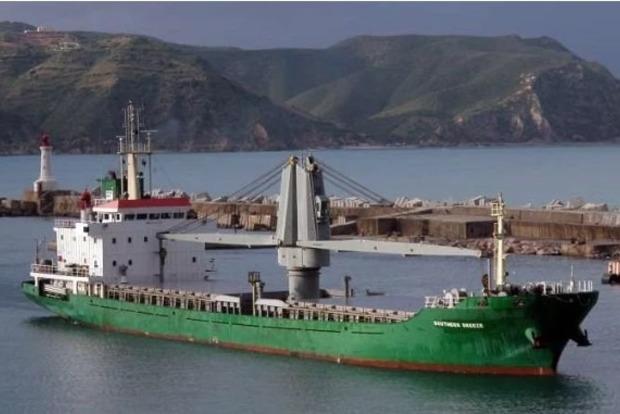 ФСБ Росії затримала 7 суден, що йдуть у Бердянськ і Маріуполь