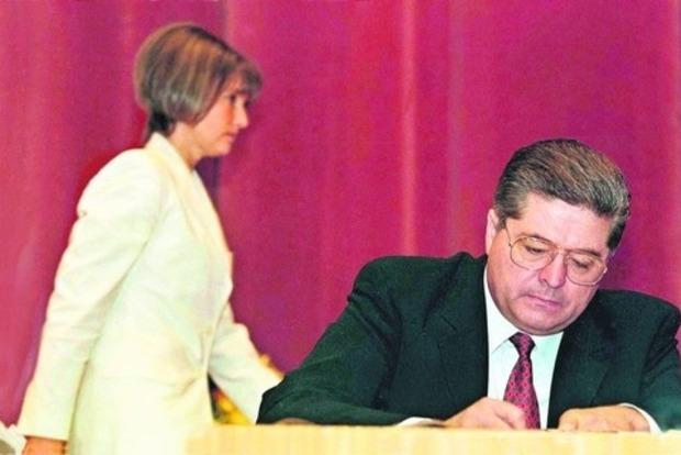 В 1998 году скандальную панамскую компанию обыскивали по делу Лазаренко и Тимошенко