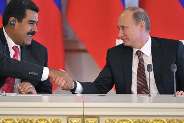 Нефтяная госкомпания Венесуэлы перевела счета Газпромбанк