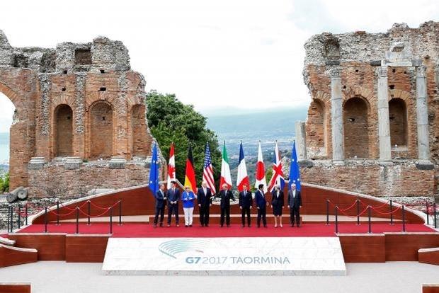 Лидеры стран G7 объявили бой мировому терроризму