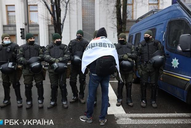 ФОПы снова на улицах Киева