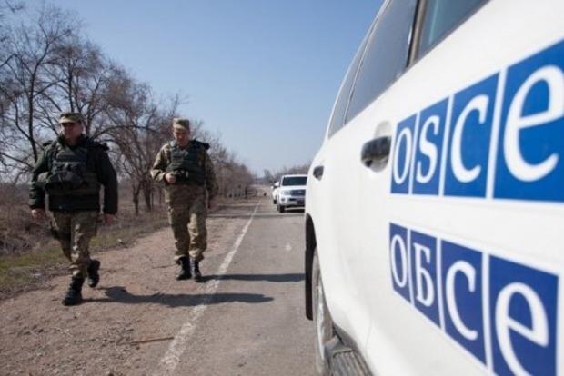 В ОБСЕ зафиксировали более 600 взрывов на Донбассе