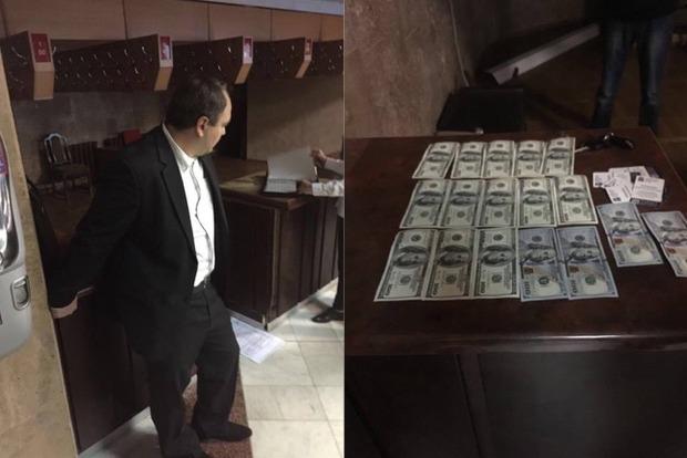 Депутата Киевского облсовета от Свободы задержали на крупной взятке