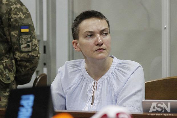 Суд оставил Савченко в СИЗО до 14 июля