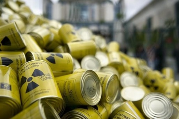 Радіоактивні відходи почнуть звозити в Запоріжжя в 2018 році