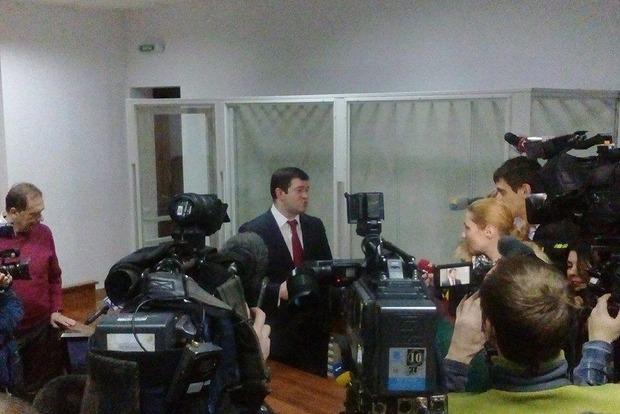 Защита Насирова требует отмены меры пресечения