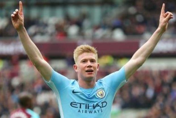 Кевин Де Брюйне продлит контракт с «Манчестер Сити»