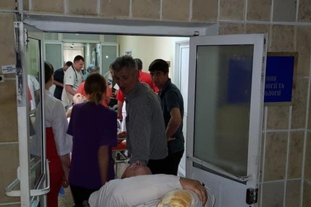 У госпіталі Дніпра померли двоє поранених українських військових
