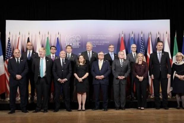 G7 готовы ужесточить санкции против России