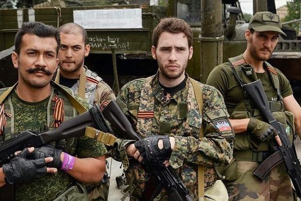 Задержанные боевики готовили штурм позиций сил АТО