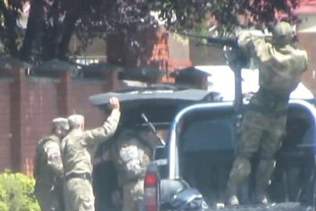 ВСК: Конфликт в Мукачево в значительной мере был спровоцирован МВД и СБУ