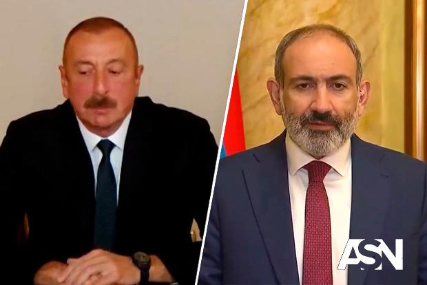 Алиев и Пашинян провели переговоры.... в программе 60 минут на телеканале Россия 1
