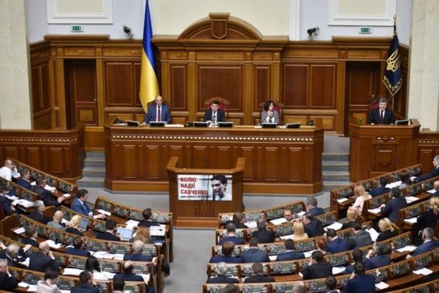 Порошенко предложил кандидатуры на должности министра иностранных дел и министра обороны