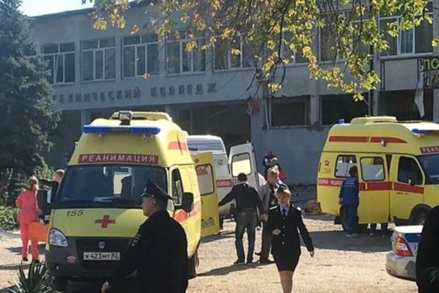 Число жертв  втрагедии вКерчи возросло  до20 человек