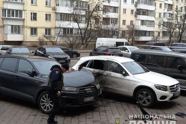 У Києві стався вибух