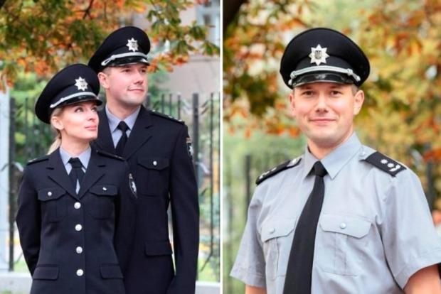 Аваков показал новую форму для патрульных